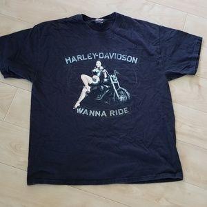 Vtg Harley Davidson